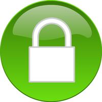 Padlock Website Security