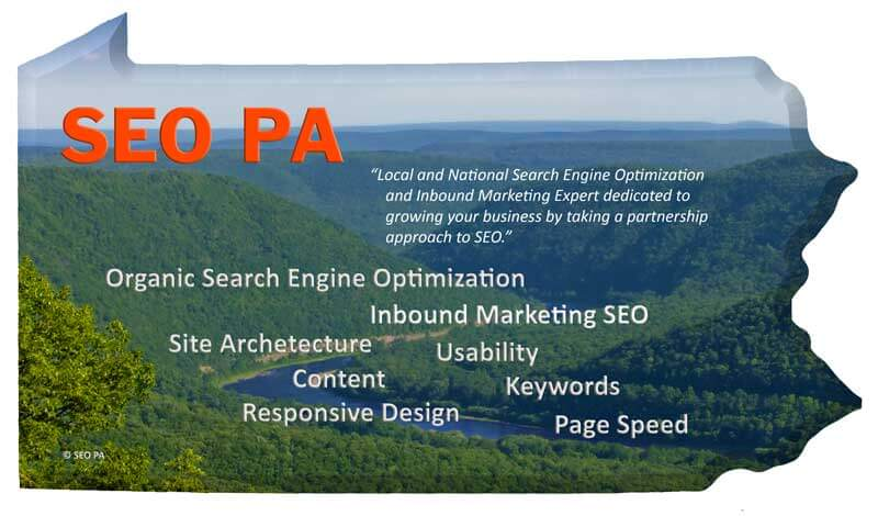 Pennsylvania Search Engine Optimization Services - SEO PA