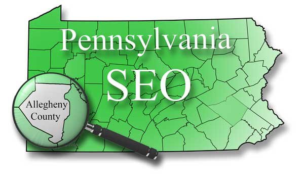 Allegheny County Pennsylvania Search Engine Optimization SEO Services