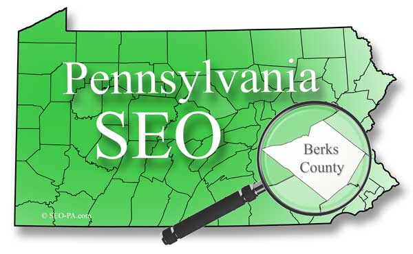 Berks County Pennsylvania Search Engine Optimization SEO Services