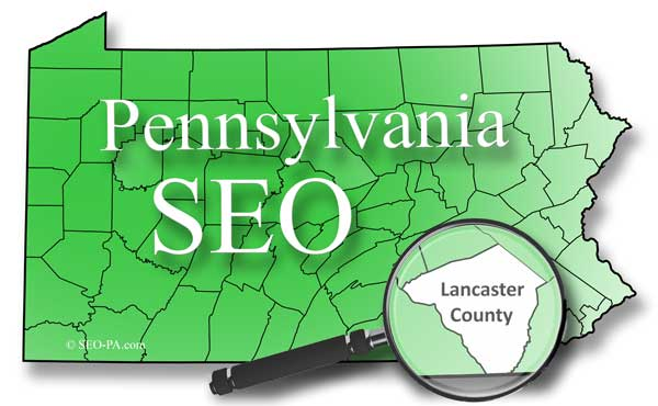 Lancaster County PA Search Engine Optimization ( SEO )