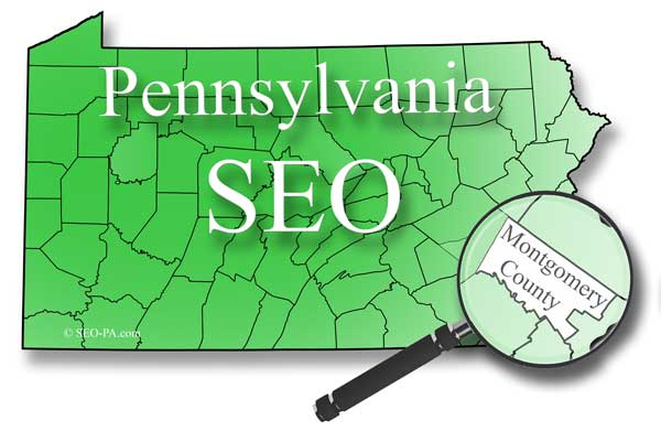Montgomery County Pennsylvania Search Engine Optimization ( SEO )