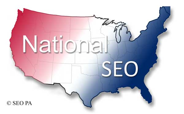 National Search Engine Optimization SEO