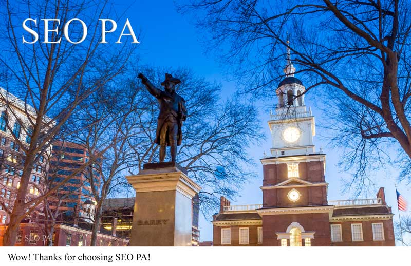 Philadelphia SEO Expert Search Engine Optimization Services