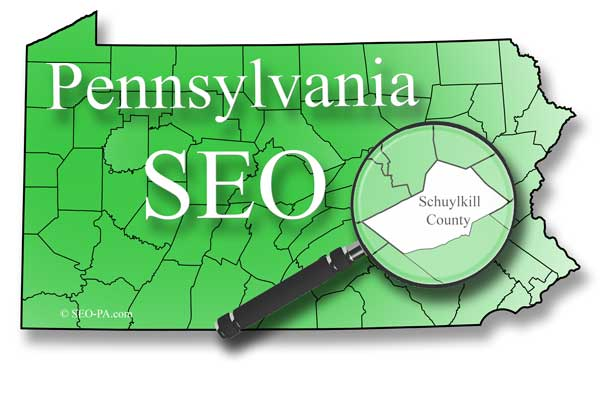 Schuylkill County Pennsylvania Search Engine Optimization ( SEO )