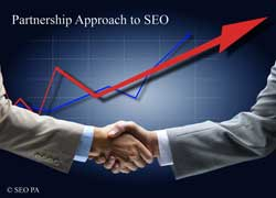 Wyomissing, PA SEO Partnership Approach