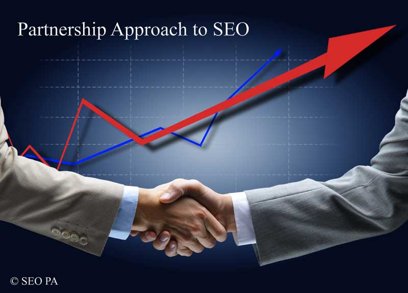 Partnership Approach to Reading PA SEO Services